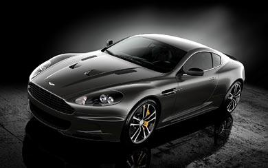 2012 Aston Martin DBS Ultimate wallpaper thumbnail.