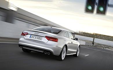 2012 Audi S5 wallpaper thumbnail.