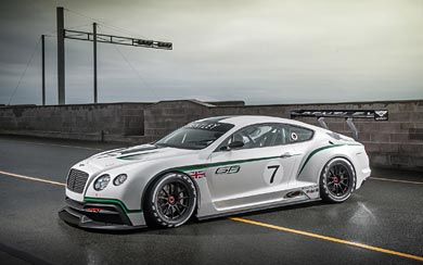 2012 Bentley Continental GT3 Concept wallpaper thumbnail.