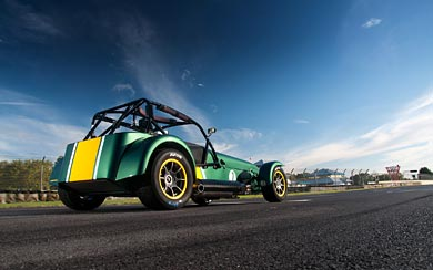 2012 Caterham Seven Superlight R600 wallpaper thumbnail.