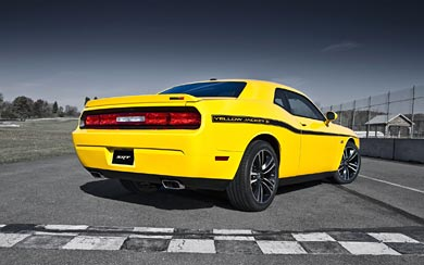 2012 Dodge Challenger SRT8 392 wallpaper thumbnail.