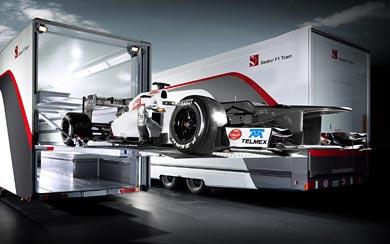 2012 Sauber F1 C31 wallpaper thumbnail.