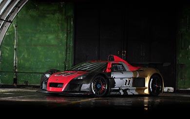 2012 Gumpert Apollo R wallpaper thumbnail.