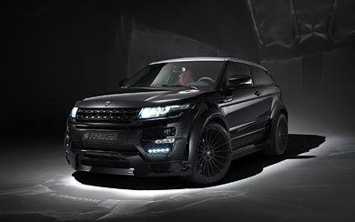 2012 Hamann Land Rover Evoque wallpaper thumbnail.