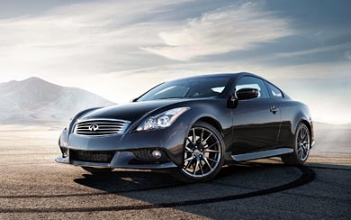 2012 Infiniti G37 Coupe IPL wallpaper thumbnail.