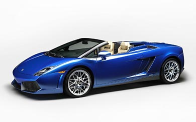 2012 Lamborghini Gallardo LP550-2 Spyder wallpaper thumbnail.