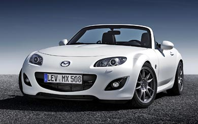 2012 Mazda MX-5 Yusho Concept wallpaper thumbnail.