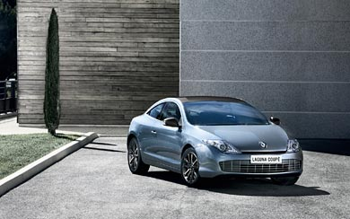 2012 Renault Laguna Coupe wallpaper thumbnail.