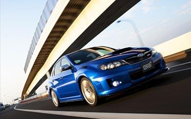 2012 Subaru Impreza WRX wallpaper thumbnail.