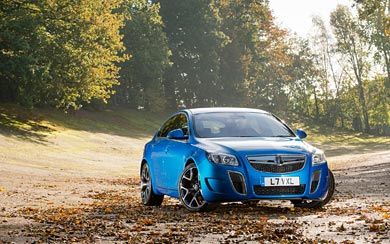 2012 Vauxhall Insignia VXR SuperSport wallpaper thumbnail.
