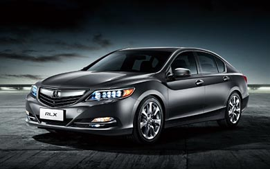 2013 Acura RLX CN-Spec wallpaper thumbnail.