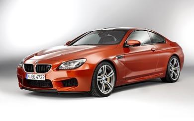2013 BMW M6 wallpaper thumbnail.