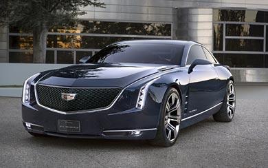 2013 Cadillac Elmiraj Concept wallpaper thumbnail.