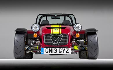 2012 Caterham Seven 620 R wallpaper thumbnail.