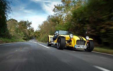 2013 Caterham Supersport R wallpaper thumbnail.