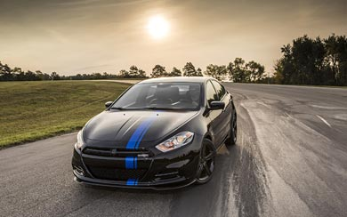 2013 Dodge Dart Mopar wallpaper thumbnail.