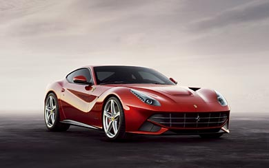 2013 Ferrari F12 Berlinetta wallpaper thumbnail.