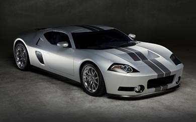 2013 Galpin Ford GTR1 wallpaper thumbnail.