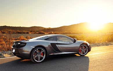 2013 Hennessey HPE700 12C wallpaper thumbnail.
