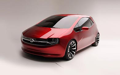 2013 Honda GEAR Concept wallpaper thumbnail.