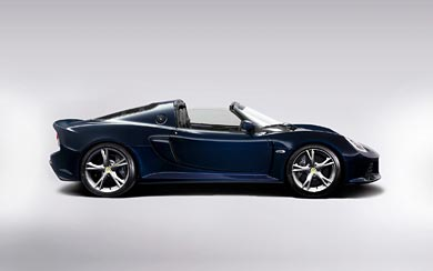 2013 Lotus Exige S Roadster wallpaper thumbnail.