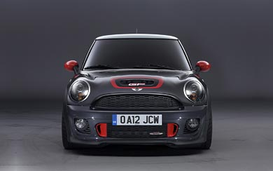 2013 Mini John Cooper Works GP wallpaper thumbnail.