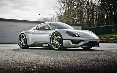 2013 Porsche 904 Living Legend Concept wallpaper thumbnail.