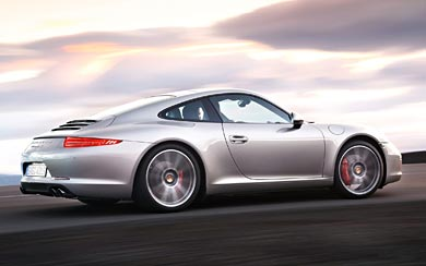 2013 Porsche 911 Carrera S wallpaper thumbnail.