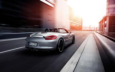 2013 TechArt Porsche Boxster wallpaper thumbnail.