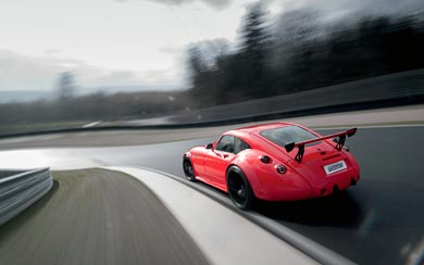 2013 Wiesmann GT MF4 CS wallpaper thumbnail.