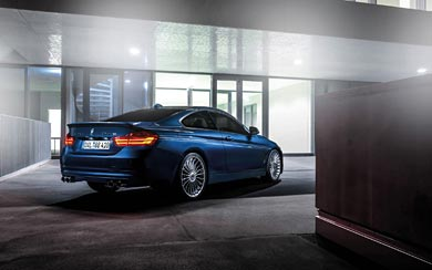 2014 Alpina B4 Biturbo wallpaper thumbnail.