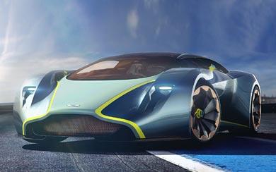 2014 Aston Martin DP-100 Vision Gran Turismo Concept wallpaper thumbnail.