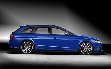 2014 Audi RS4 Avant Nogaro wallpaper thumbnail.