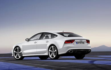2014 Audi RS7 Sportback wallpaper thumbnail.