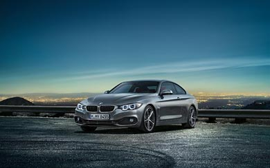 2014 BMW 4-Series wallpaper thumbnail.