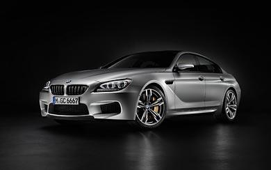 2014 BMW M6 Gran Coupe wallpaper thumbnail.