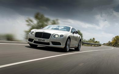 2014 Bentley Continental GT V8 S wallpaper thumbnail.