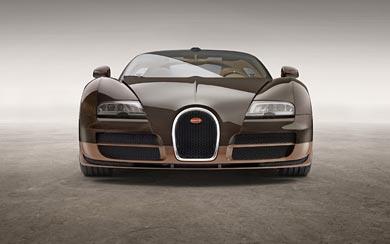 2014 Bugatti Veyron Rembrandt Bugatti wallpaper thumbnail.