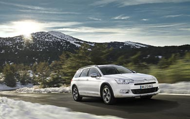 2014 Citroen C5 CrossTourer wallpaper thumbnail.