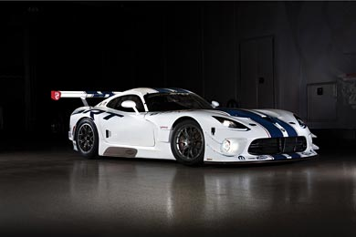 2014 Dodge SRT Viper GT3-R wallpaper thumbnail.
