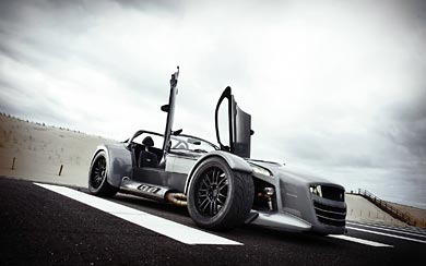 2014 Donkervoort D8 GTO wallpaper thumbnail.