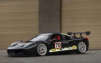 2014 Ferrari 458 Challenge Evoluzione wallpaper thumbnail.