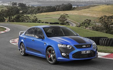 2014 Ford FPV GT F 351 wallpaper thumbnail.