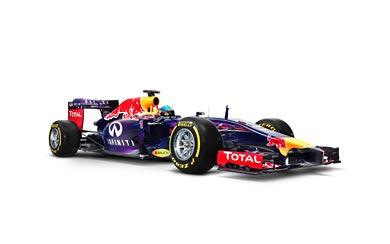 2014 Red Bull Racing RB10 wallpaper thumbnail.