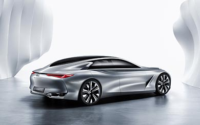 2014 Infiniti Q80 Inspiration Concept wallpaper thumbnail.