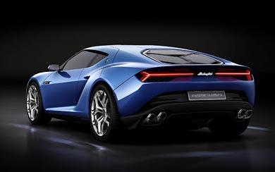 2014 Lamborghini Asterion LPI910-4 Concept wallpaper thumbnail.
