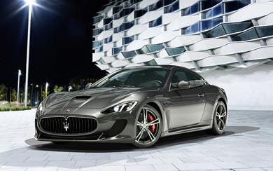 2014 Maserati GranTurismo MC Stradale wallpaper thumbnail.