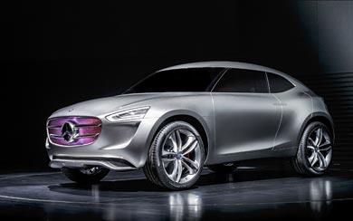 2014 Mercedes-Benz Vision G-Code Concept wallpaper thumbnail.