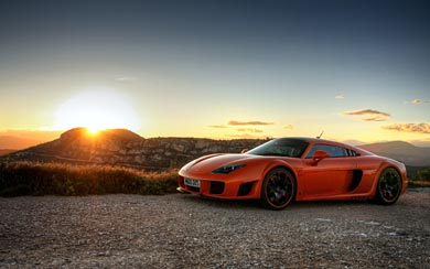 2014 Noble M600 Coupe wallpaper thumbnail.