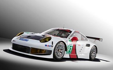 2014 Porsche 911 RSR wallpaper thumbnail.